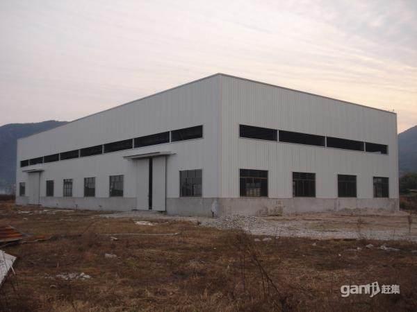 钢结构标准厂房