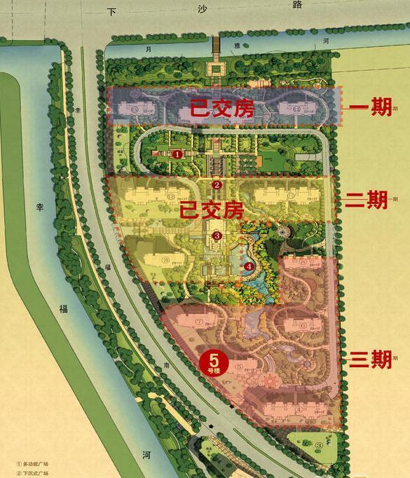 东海县城南新区规划图